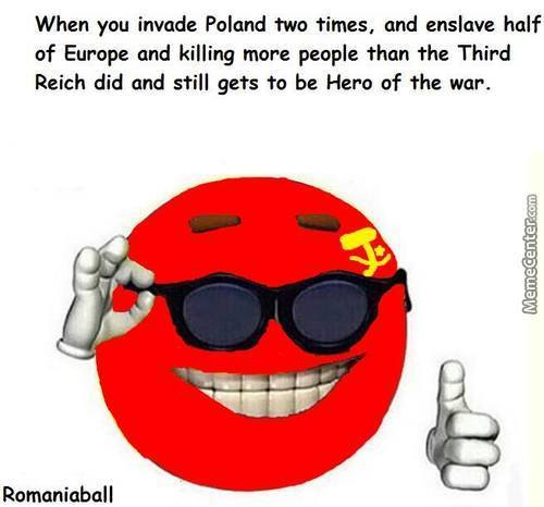 Everybody Hates Nazis But Love Communists For Some Reason.