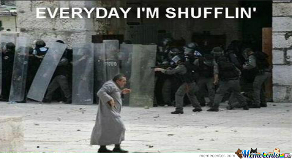 Everyday Im Shuffelin