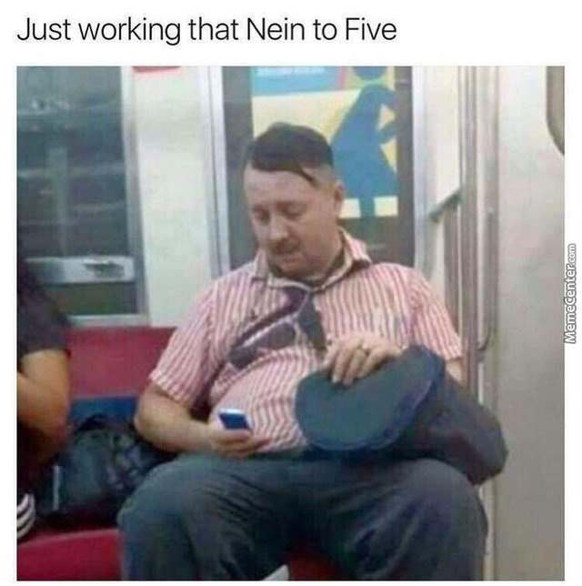 Everyday Nein To Five