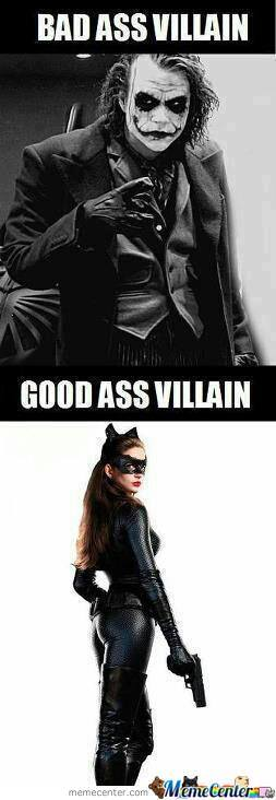 Everyone Loves Catwoman!