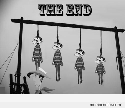 Everything ends one day
