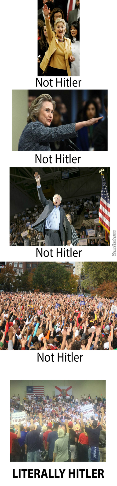 Everytime Someone Uses The Hitler Argument..