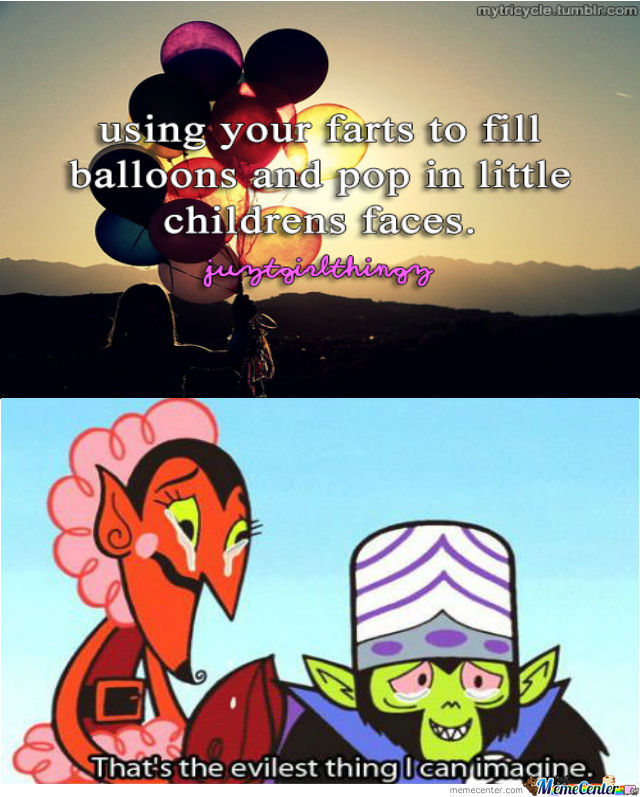 Evil Girly Things