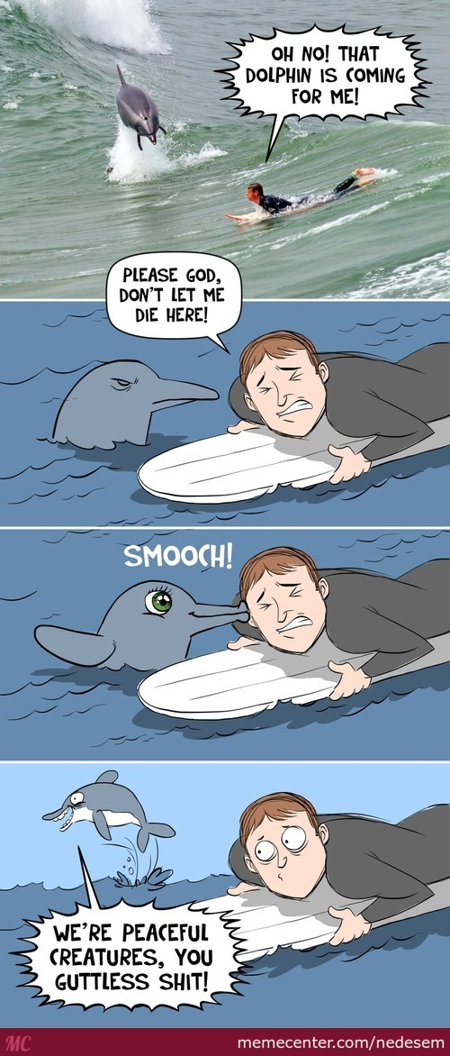 Evil Dolphin Attacks