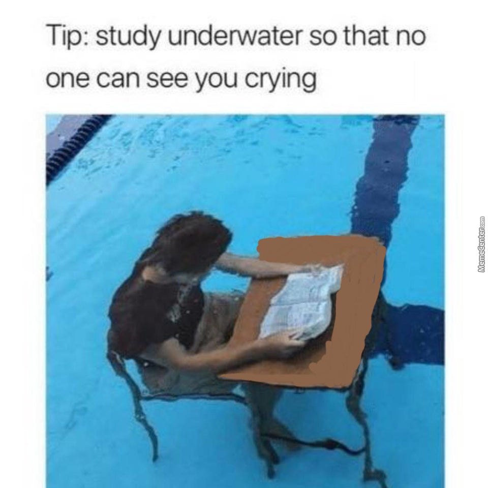 Exams Are On The Way So Here Is A Tip For You
