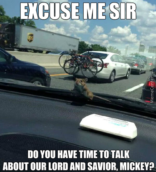 Excuse Me Sir