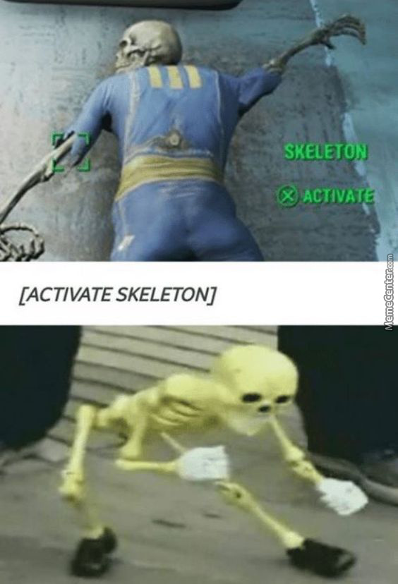 Excuse Me What The Spook?