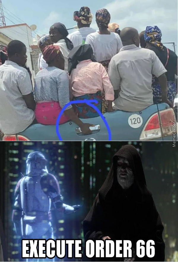 Execute The Order