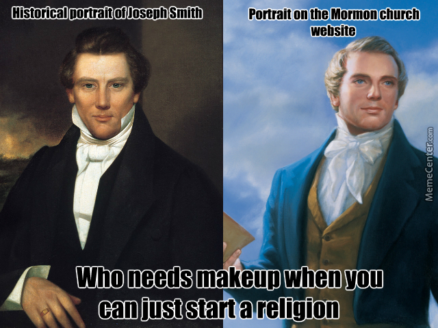 Extreme Makeover: Religion Edition