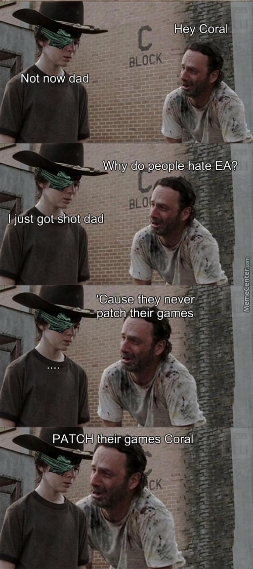 Eye Agree With You Rick