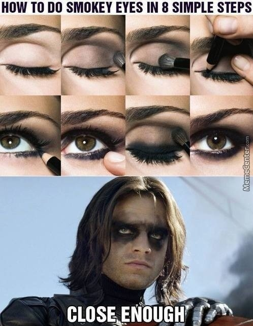 Eye Shadow.