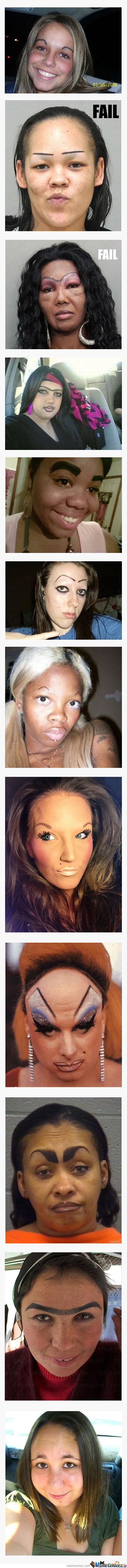 Eyebrows Fail