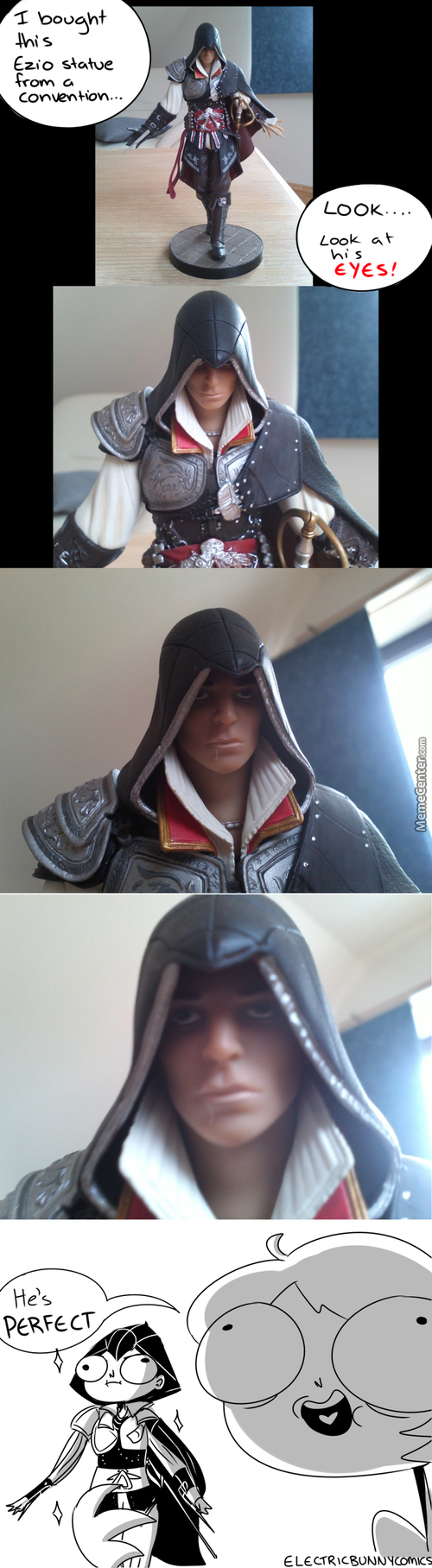 Ezio, You So Perfect