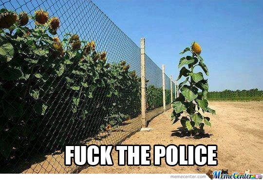 F*ck The Police !