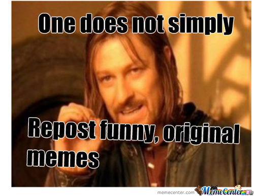 F*** Off Reposters