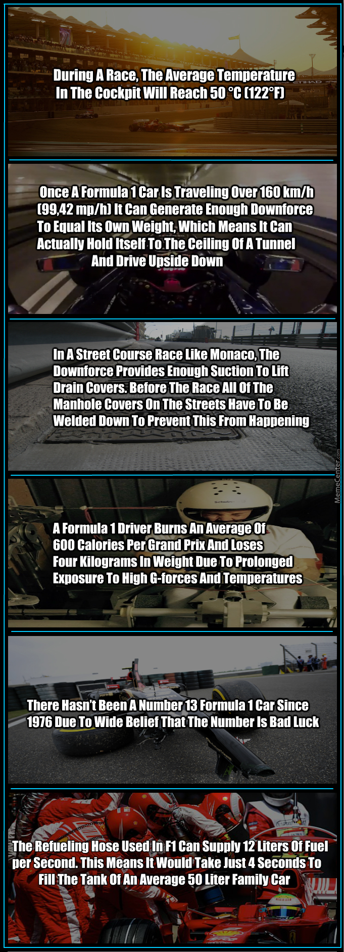 F1 Facts Part 2