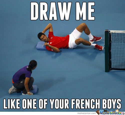 Novak Djokovic Memes Best Collection Of Funny Novak Djokovic Pictures