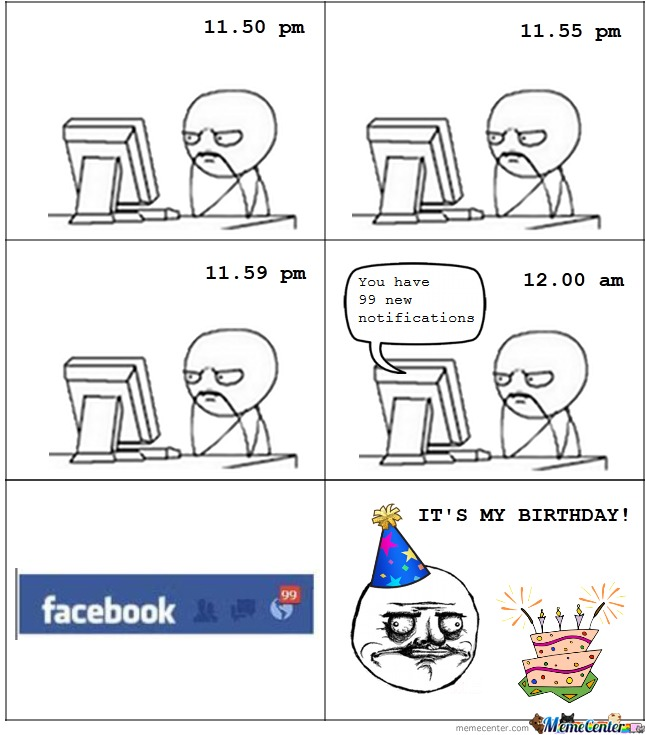 Facebook Birthday Wishes By Violethammad
