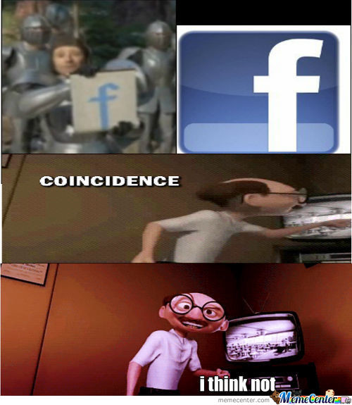Facebook Stole Its Logo From Shrek