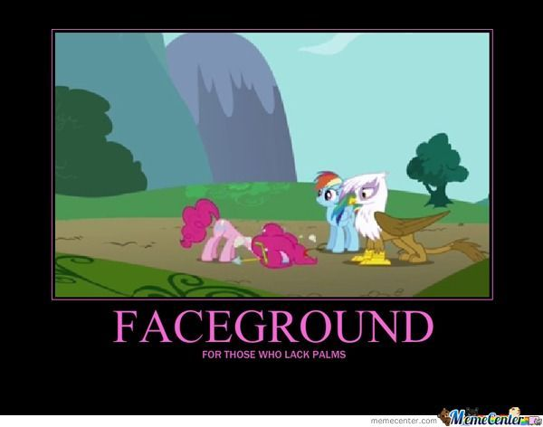 Faceground By Sandaishiro Meme Center