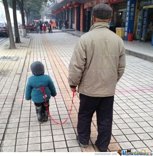 Fail At Grandparenting