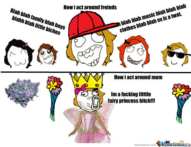 Fairy Princess Bitch