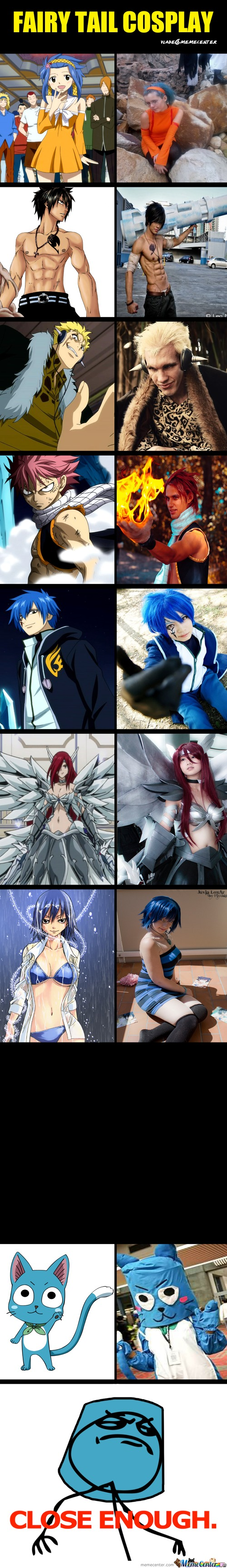 Fairy Tail Cosplay
