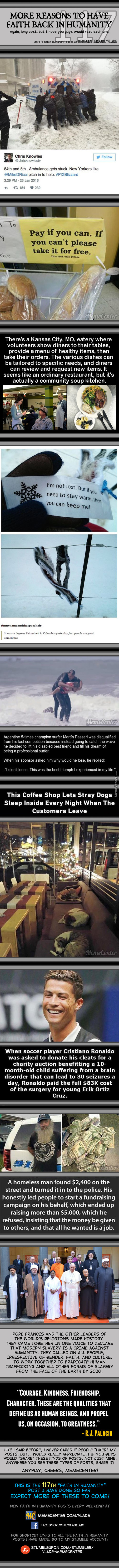 Faith In Humanity #117