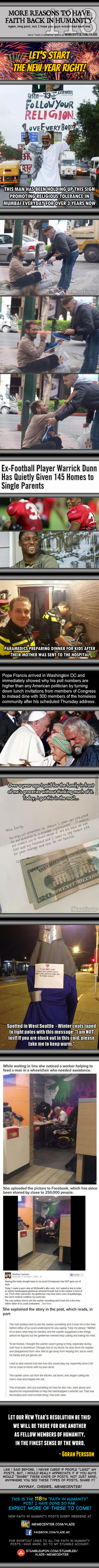 Faith In Humanity #118