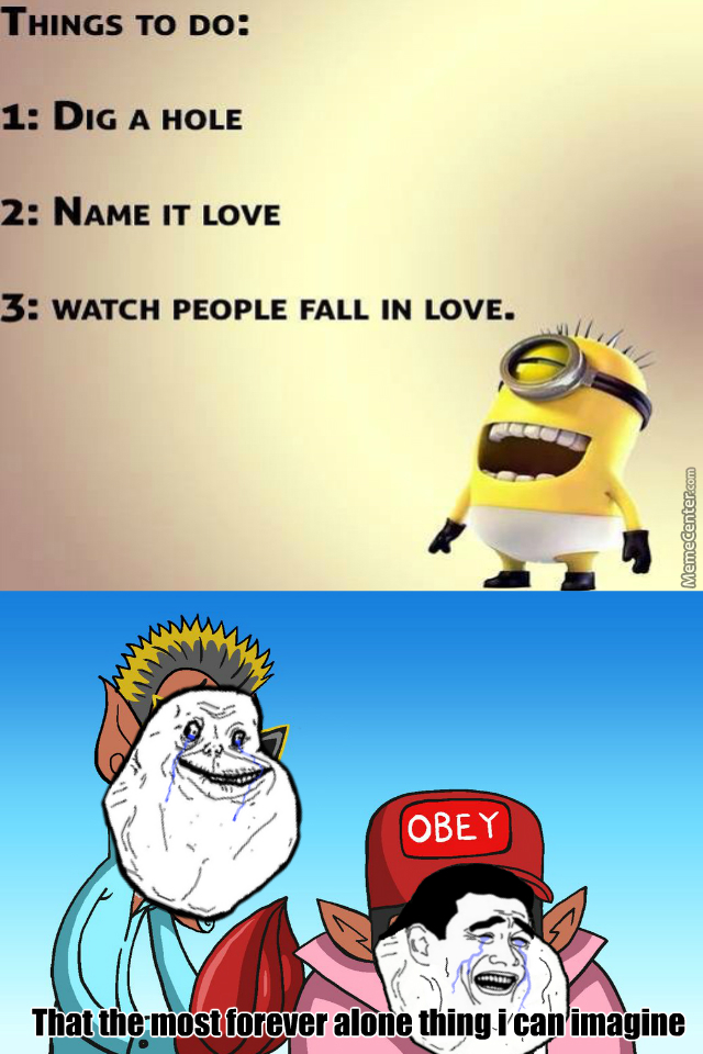 Fall In Love By Poje Meme Center