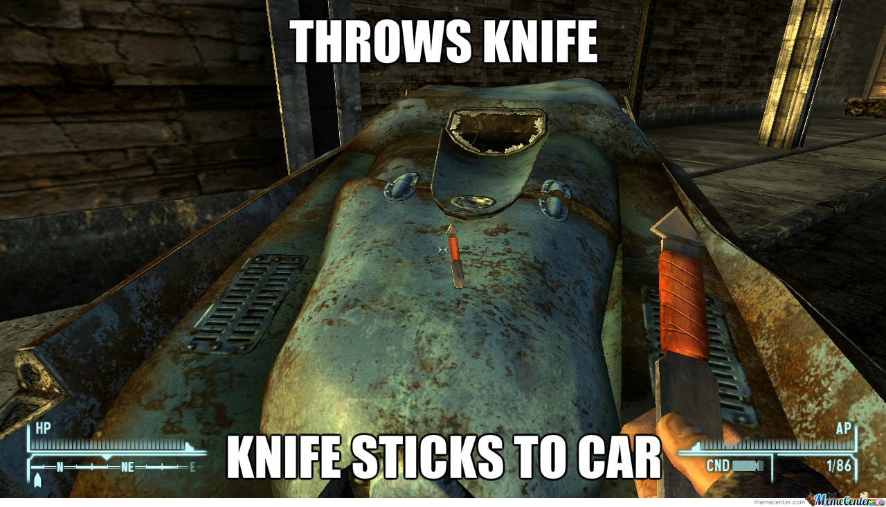 Fallout New Vegas Logic