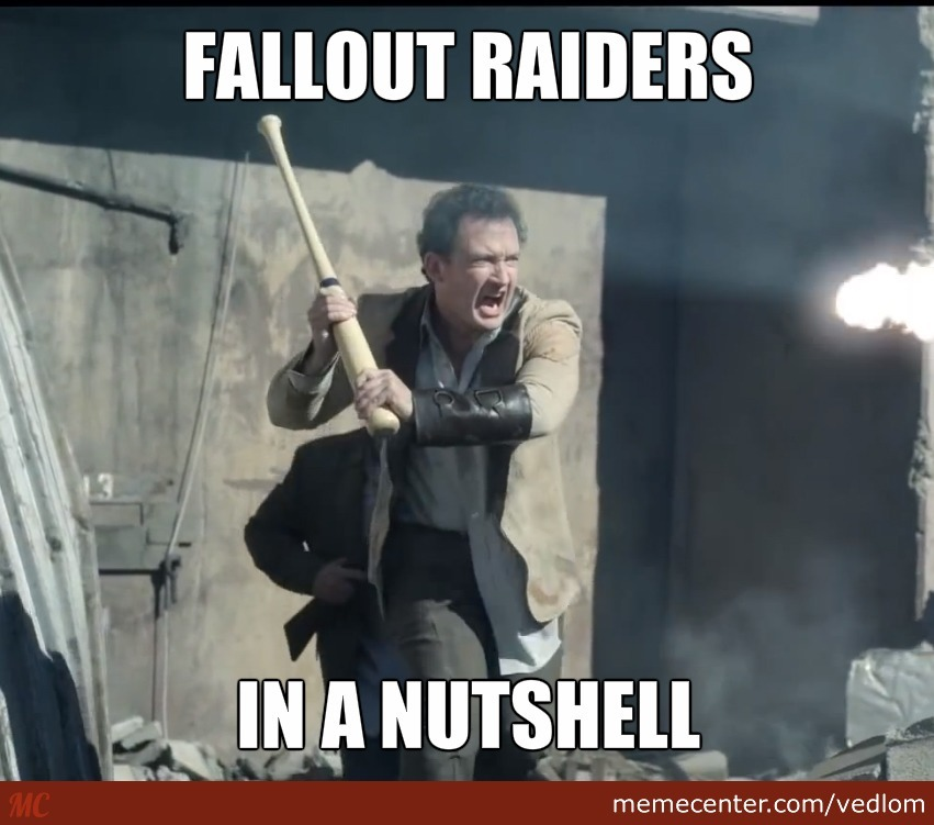 Very good fallout 3 funny memes