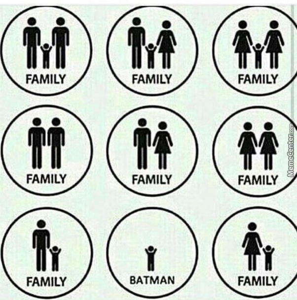 Family But One Is Off