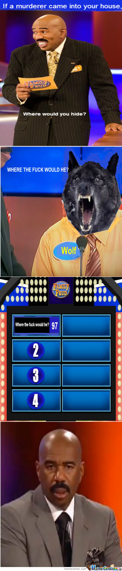 Family Fued Wolf
