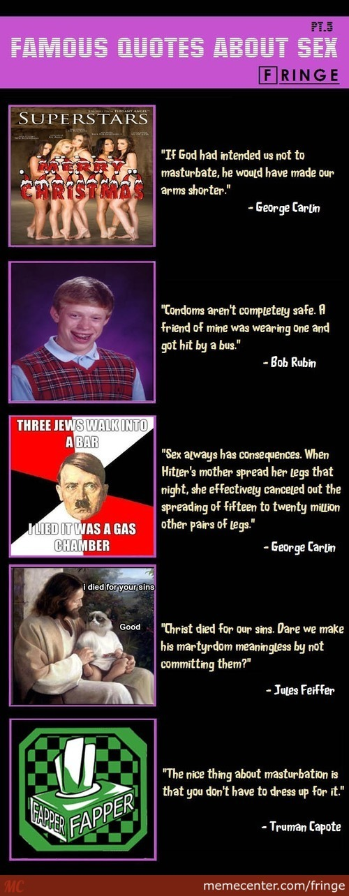 Famous Quotes About Sex