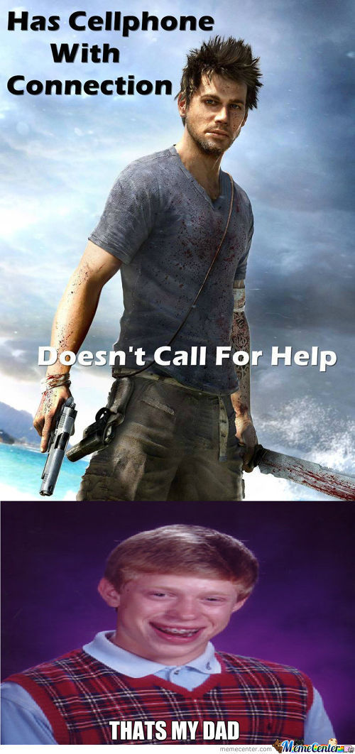 Farcry 3 Bad Luck