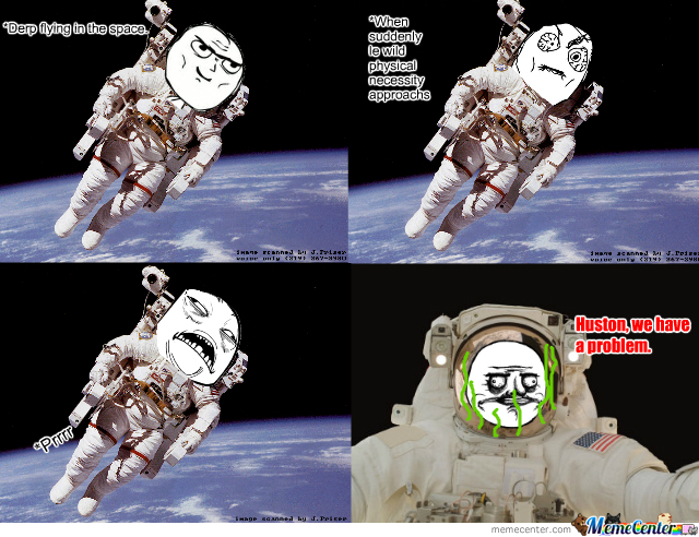 Fart In Space
