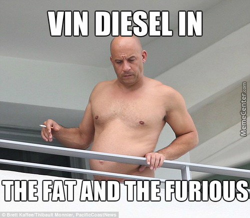 Fat and the furious