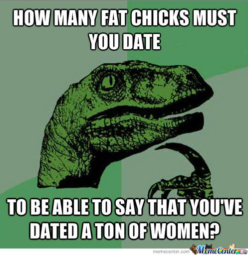 Fat Chicks Need Love Too, But They Have To Pay
