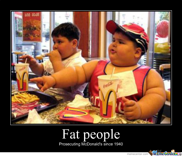 Funny Memes About Fat People Fat People by facan - ...