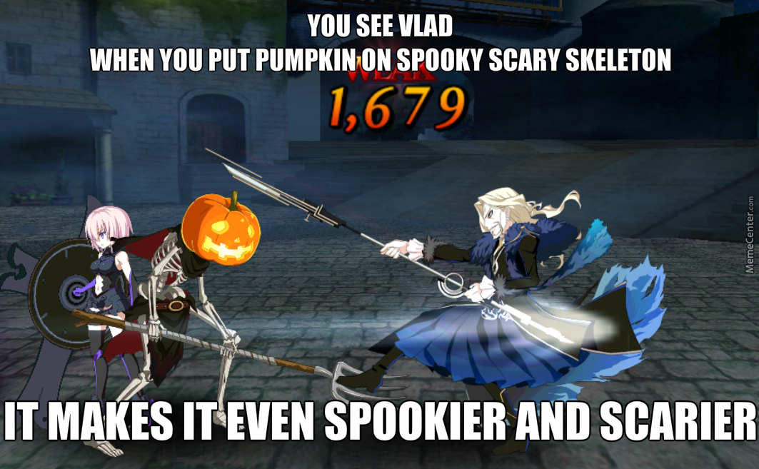 fate grand order has the solution for your halloween decorations_o_6113263