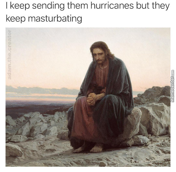 Father, Forgive Them, For They Don't Know What They Are Doing
