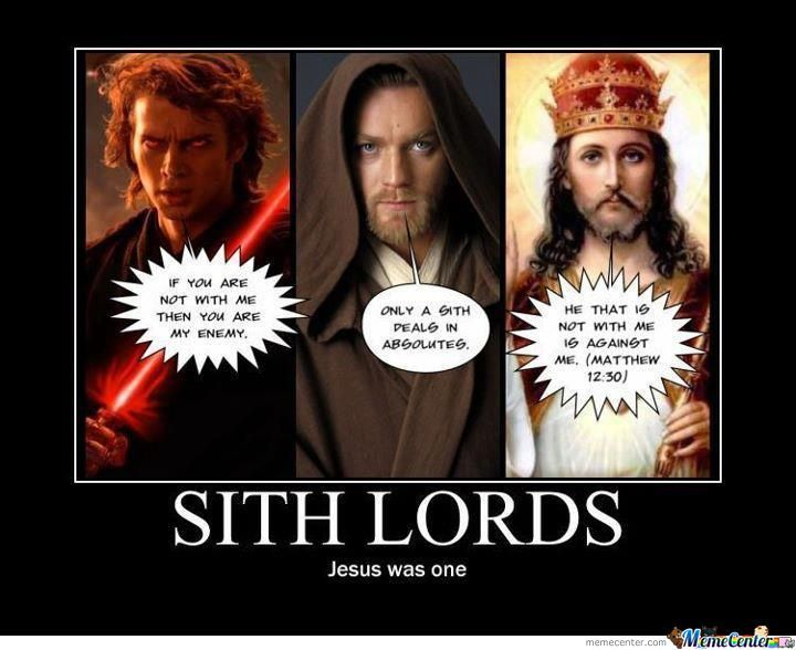 Father Of Sith!!