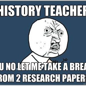 fcking history teacher_fb_342532 fcking history teacher by cainurami meme center,Funny History Teacher Memes