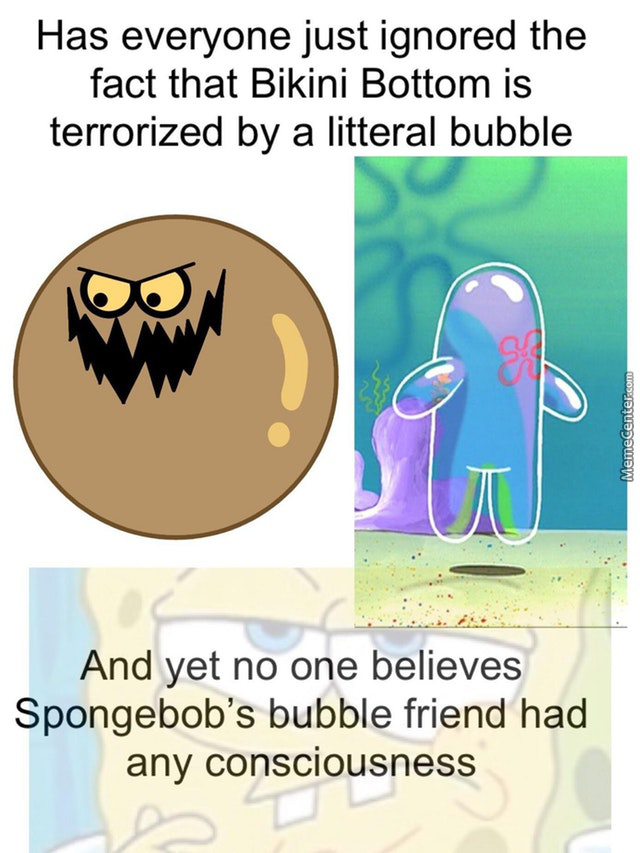Fear Bubbles