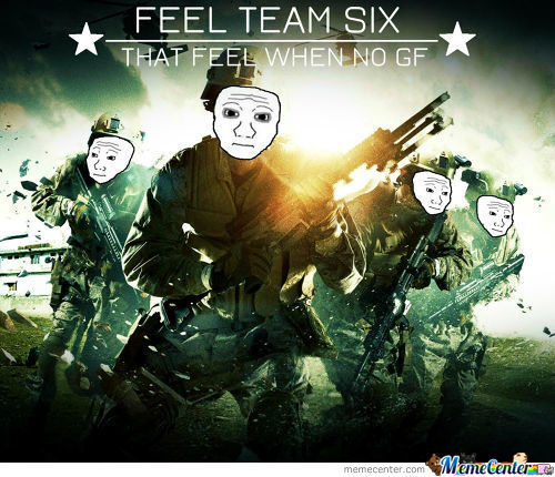 Feel Team Six