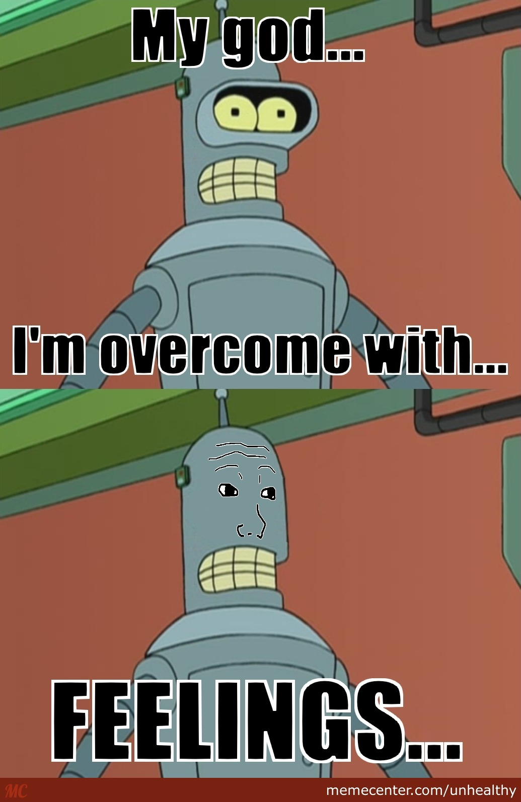 Feel With Bender...
