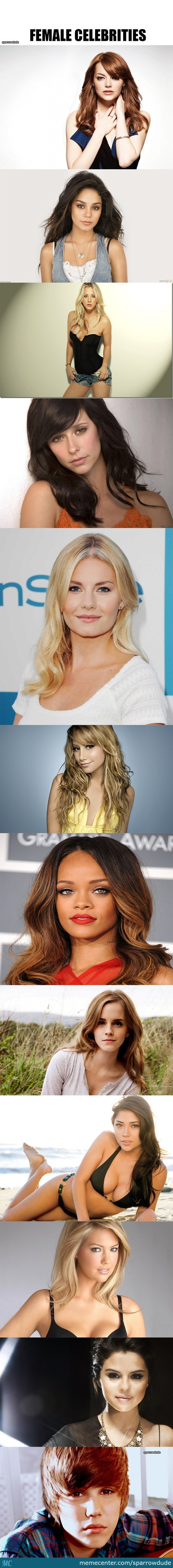 Female Celebrities