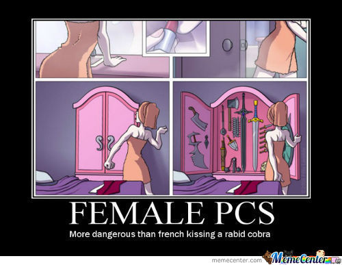 Female Pc