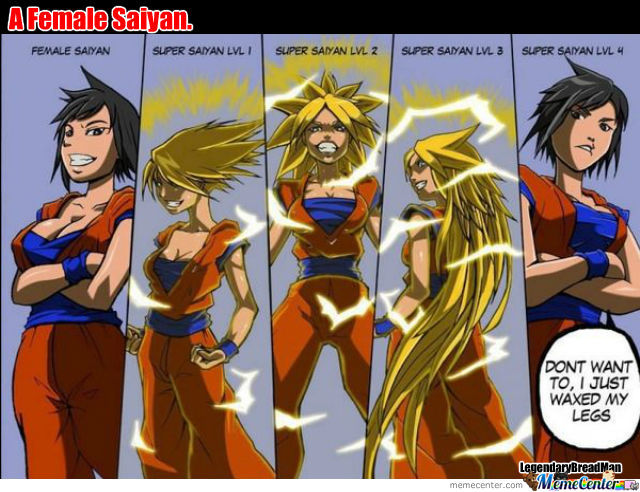 Female Super Saiyan